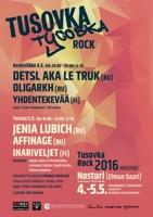 Фестиваль TusovkaRock 2016 (Хельсинки)