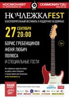 """Благотворительный фестиваль """"Ночлежка Fest"""" (Санкт-Петербург)"""